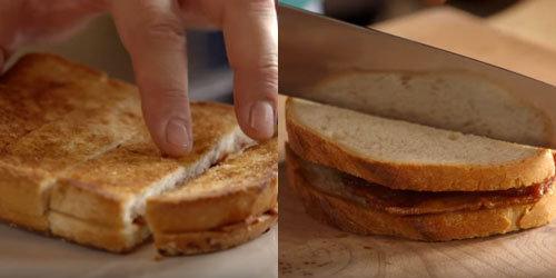 Мастер класс Джейми Оливера и Пита Как сделать сэндвич 8