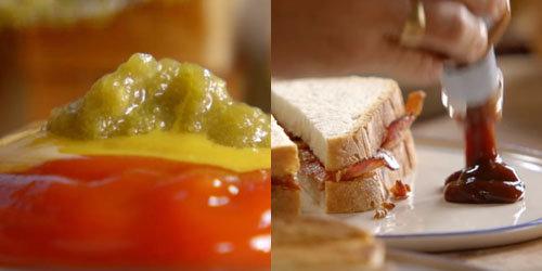 Мастер класс Джейми Оливера и Пита Как сделать сэндвич 9