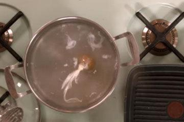 Яйцо пашот. Советы 8