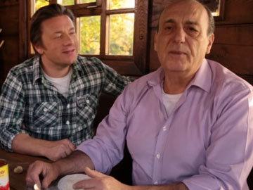 Джейми и Женнаро и их рецепт пиццы