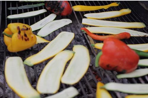 овощи на гриле 2