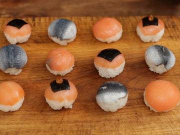 шарики-суши