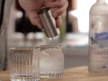 Два коктейля с водкой 2