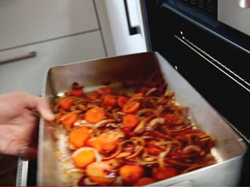 Мастер класс Джейми Оливера Рецепты из фасоли запеченная фасоль 2
