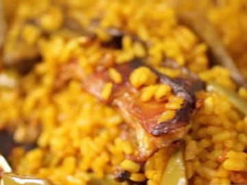 9. рецепт классической паэльи Валенсиана