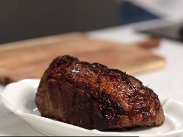 6. Мясо выложить на доску