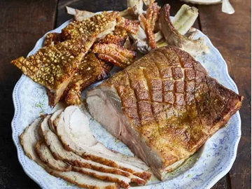 Запечь свинину в духовке