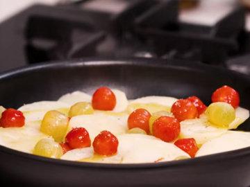 5. Картофель и помидоры