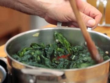 как готовит суп Женнаро 4