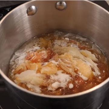 Как сделать карамельные яблоки 2