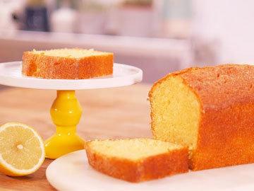 Лимонный кекс рецепт