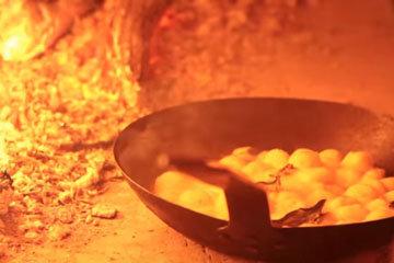 3. Женнаро готовят великолепные ньокки