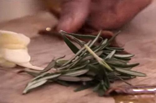 Джейми готовит баранью ногу по-итальянски 1