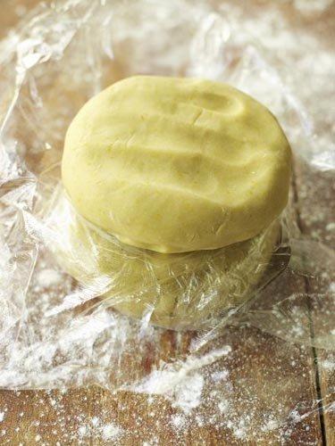 Песочное тесто по традиционному рецепту