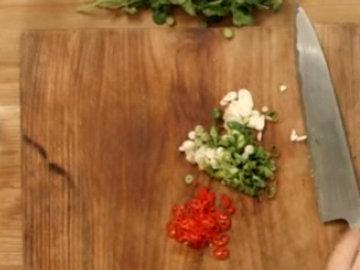 Рецепт жареного риса 2