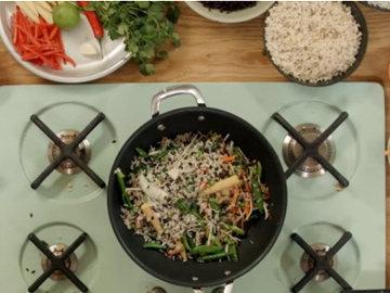 Рецепт жареного риса 6