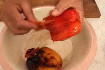 Салат из перцев 2