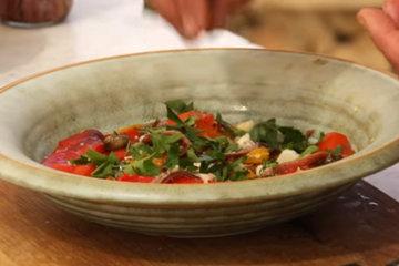 Салат из перцев 4