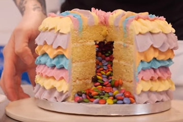 Торт Пиньята Piñata