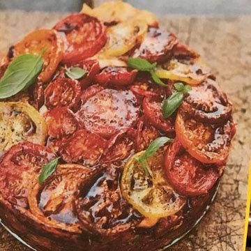 Как приготовить овощи в духовке по-итальянски
