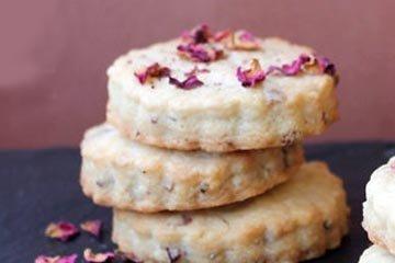 Песочное печенье простой рецепт Nankhatai