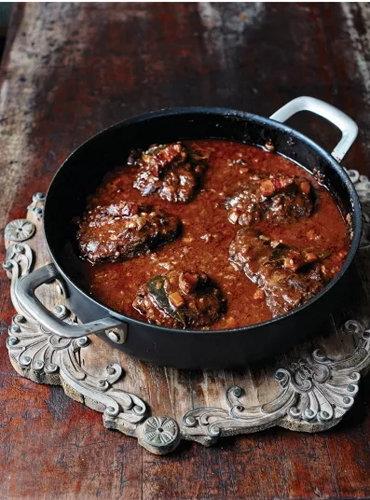 Рецепт рагу с мясом
