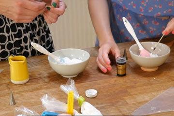 Украсить печеньица 1