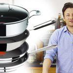 Джейми Оливер предлагает набор посуды со съемной ручкой