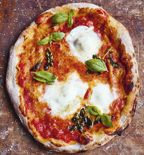 Итальянская пицца рецепт Маргарита