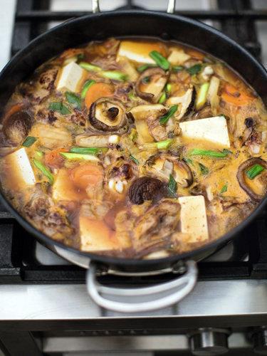 Как сварить куриный суп по-корейски