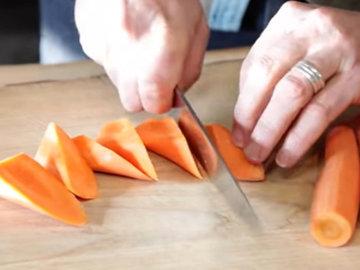 Морковь с медом 1