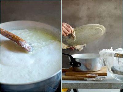 Как приготовить сыр рикотта 2