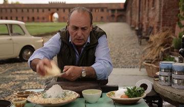 итальянский рецепт аранчини от Женнаро