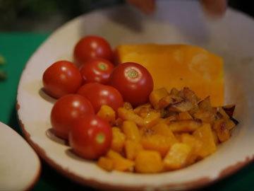 рецепт пасты с тыквой 3