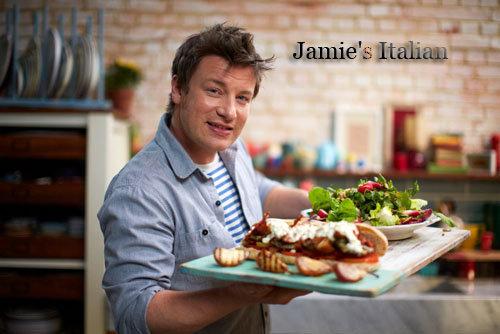 Рестораны Jamie's Italian в России