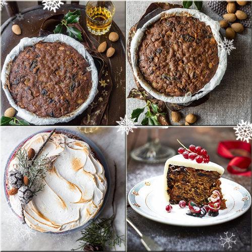 Рождественский пирог Джейми Оливера