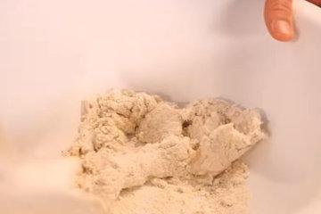 Macarons-снеговик 2