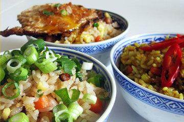 Идеальный жареный рис