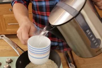 Как приготовить идеальный пушистый рис 2