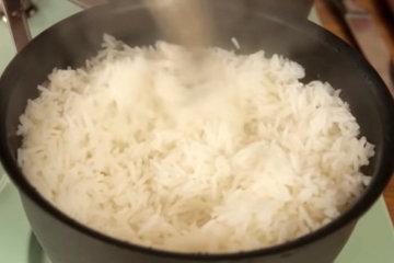 Как приготовить идеальный пушистый рис 4