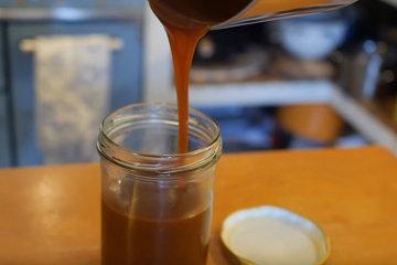 Как приготовить карамель из сахара