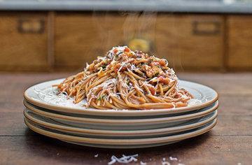 Простые и быстрые в приготовлении блюда из пасты