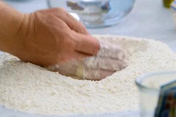 рецепт домашнего хлеба в духовке 1