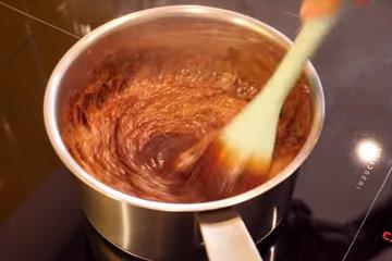 3. Шоколадный ирис