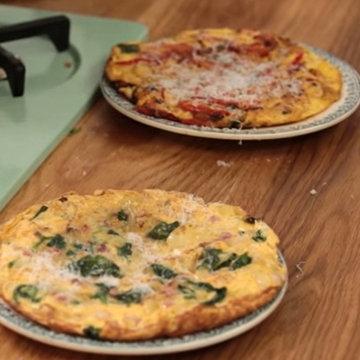 Фриттата рецепты от Женнаро