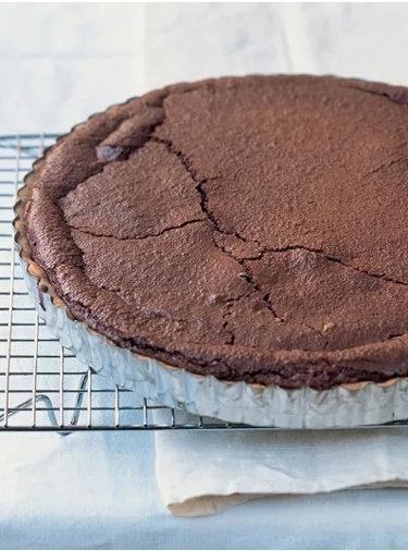 Любимое блюдо Джулс Шоколадный пирог