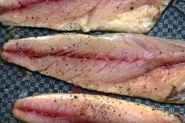 Мастер класс Хрустящая рыба Бадди 2