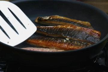 Мастер класс Хрустящая рыба Бадди 3