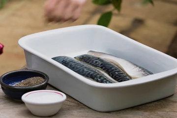 Мастер класс Хрустящая рыба Бадди