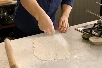 Супер-быстрая свежая паста 1